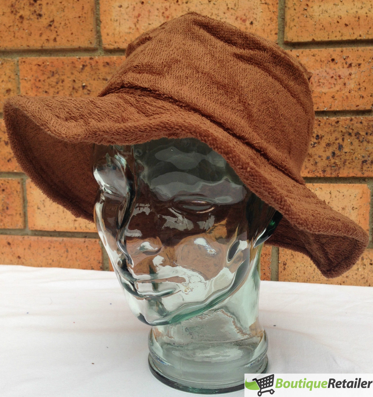 Terry-Towelling-BUCKET-HAT-Daggy-Fishing-Camping-Lad-Cap-Retro-New-100-COTTON thumbnail 18