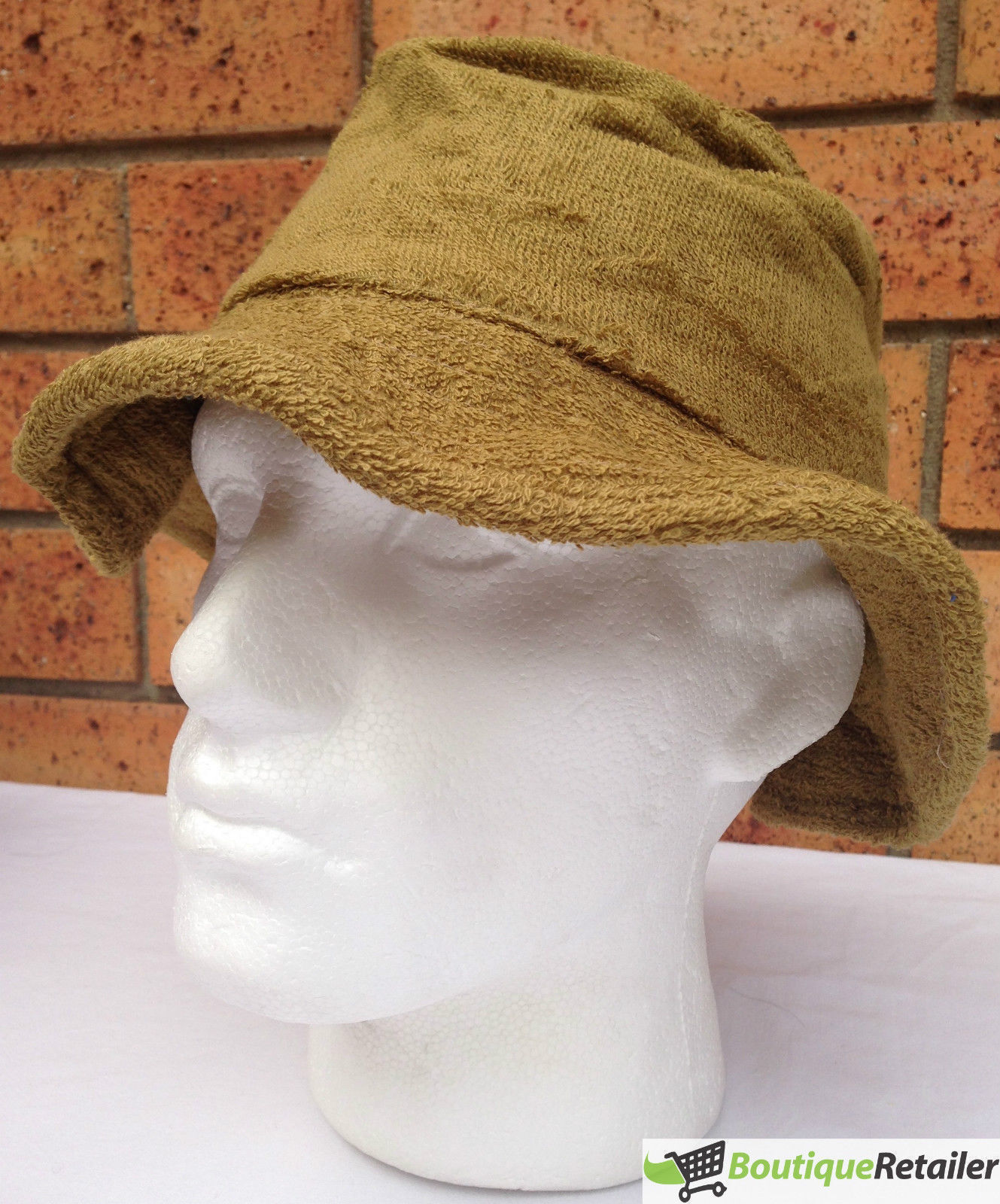 Terry-Towelling-BUCKET-HAT-Daggy-Fishing-Camping-Lad-Cap-Retro-New-100-COTTON thumbnail 59