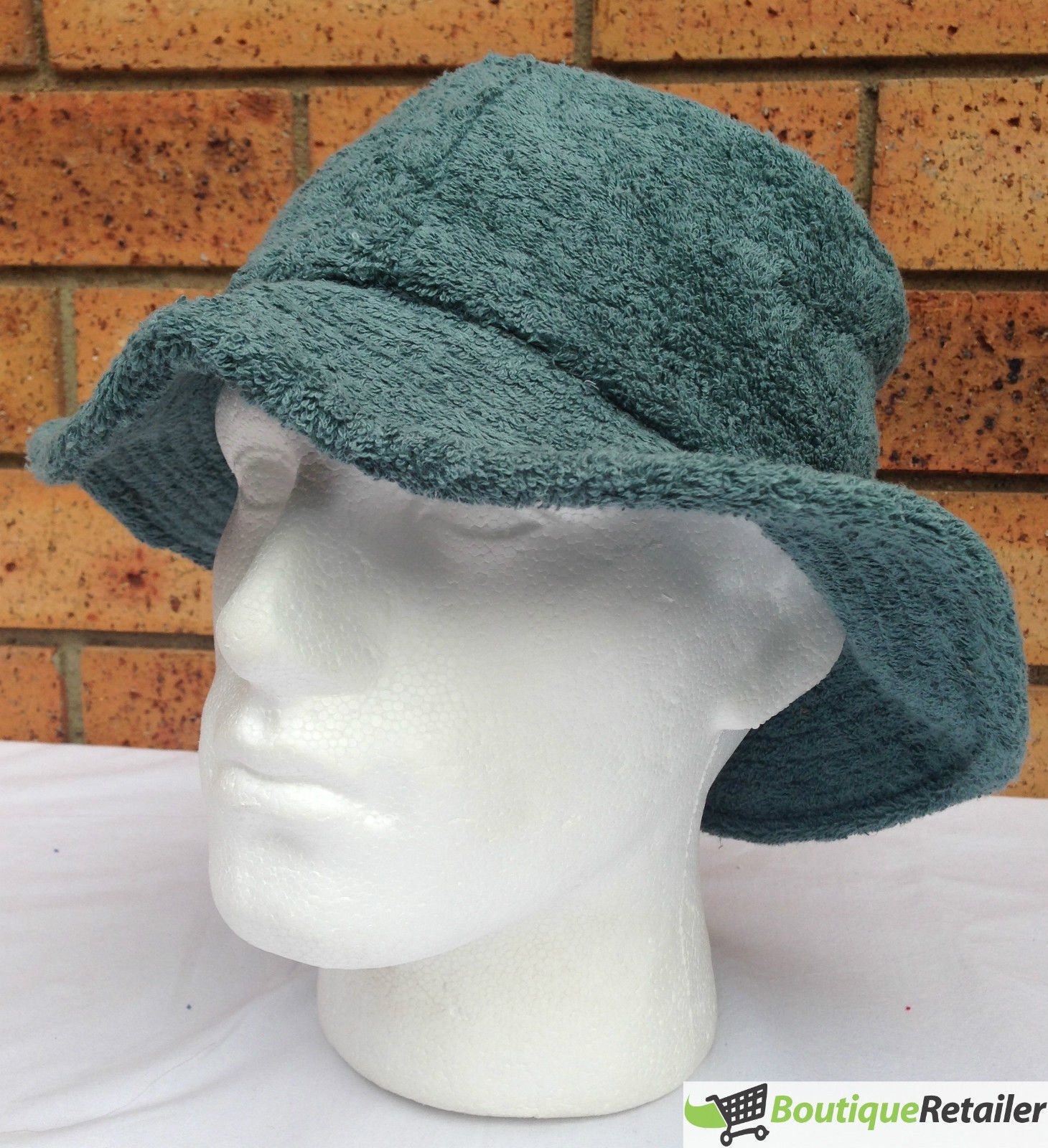 Terry-Towelling-BUCKET-HAT-Daggy-Fishing-Camping-Lad-Cap-Retro-New-100-COTTON thumbnail 83
