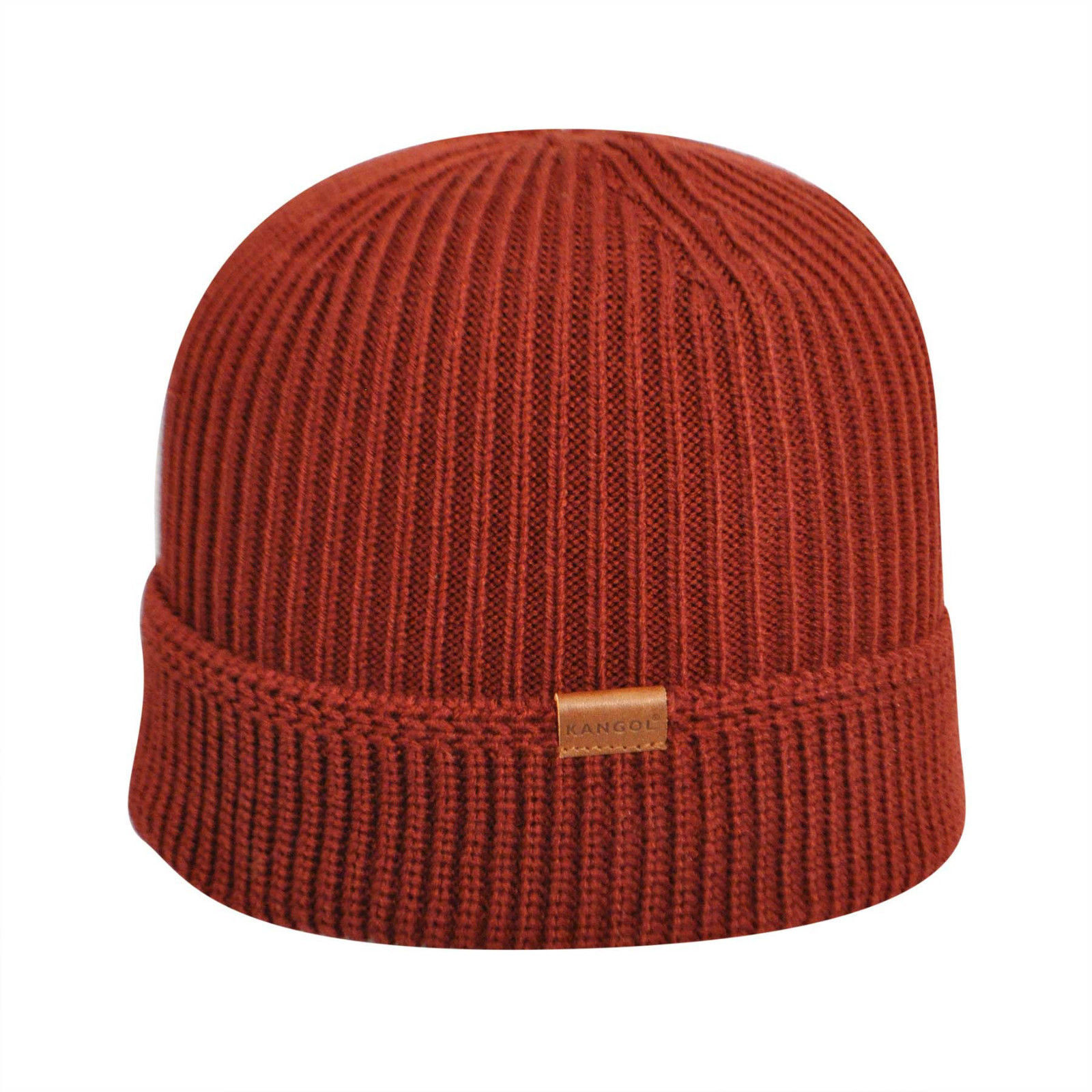 KANGOL-Squad-Fully-Fashioned-Cuff-Pull-On-Beanie-K0702CO-Warm-Winter-Hat-Knitted thumbnail 4