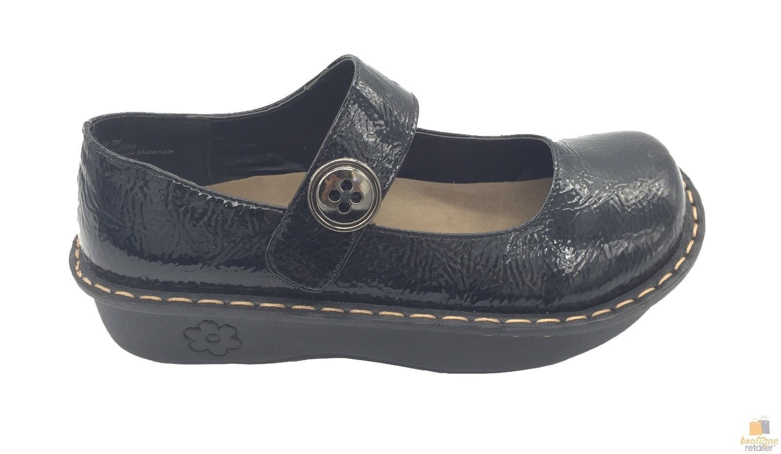 SAVVY-Jane-Nursing-Shoes-Slip-On-Womens-Work-Working-Hospitality-Mary-Jane-Clog thumbnail 24