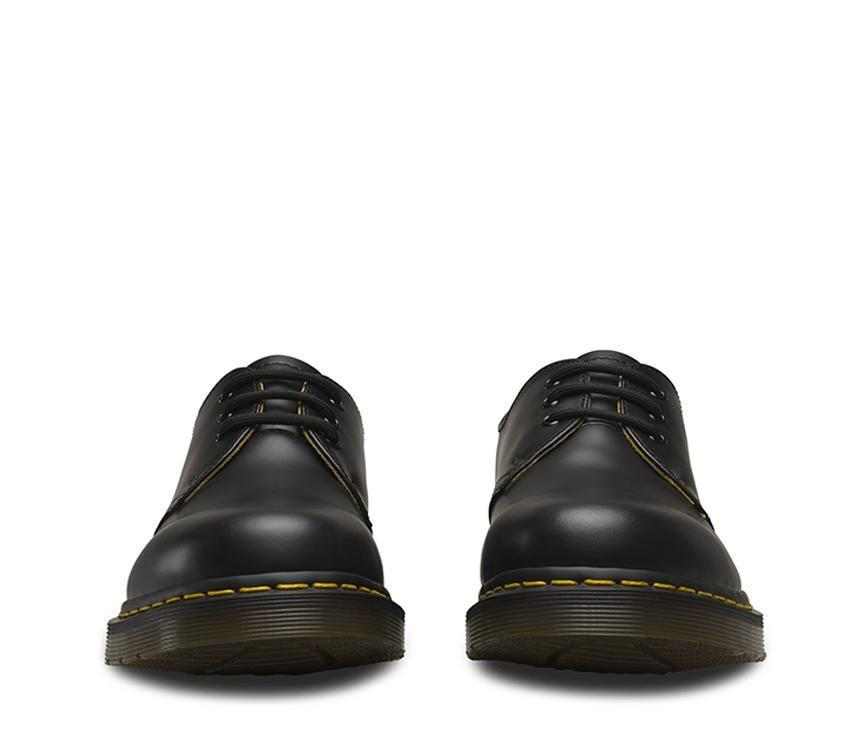 Dr-Martens-1461-Smooth-Shoes-Classic-3-Eye-Lace-Up-Unisex thumbnail 15