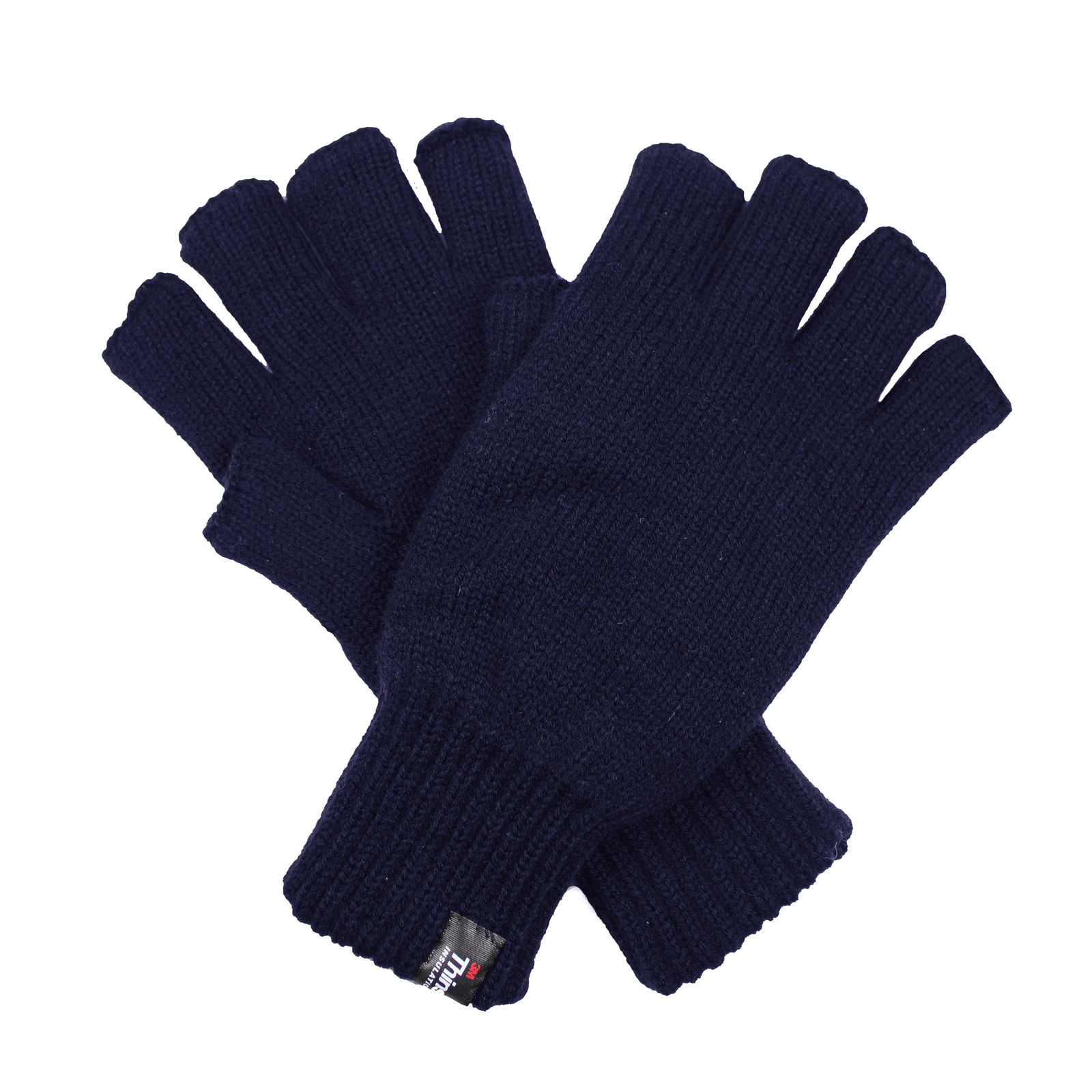 DENTS-3M-THINSULATE-Polar-Fleece-Fingerless-Gloves-Warm-Knitted-Insulation thumbnail 4