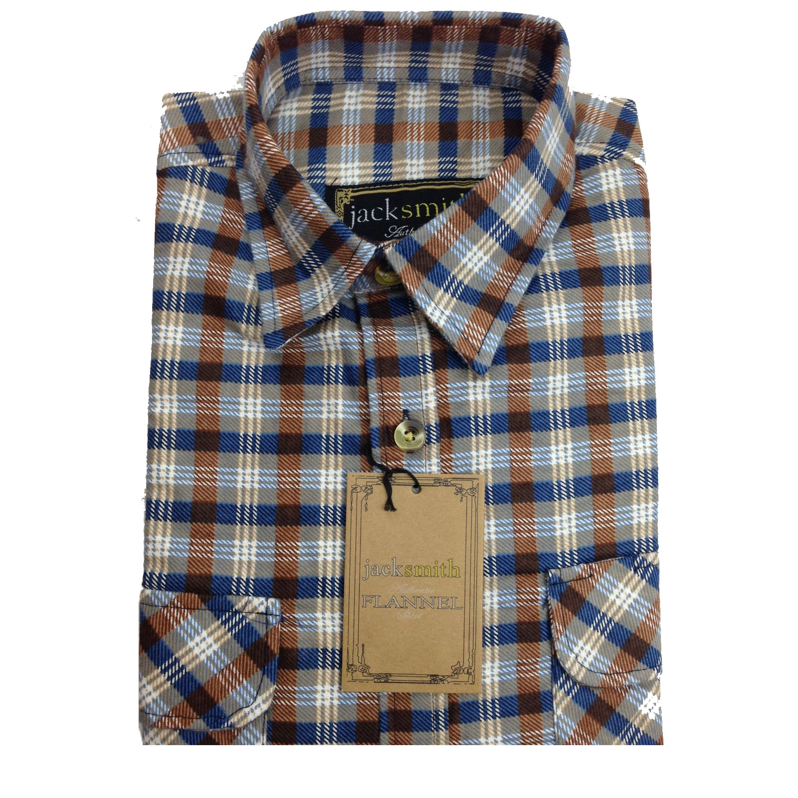 Men-039-s-FLANNELETTE-SHIRT-Check-100-COTTON-Flannel-Vintage-Long-Sleeve thumbnail 58