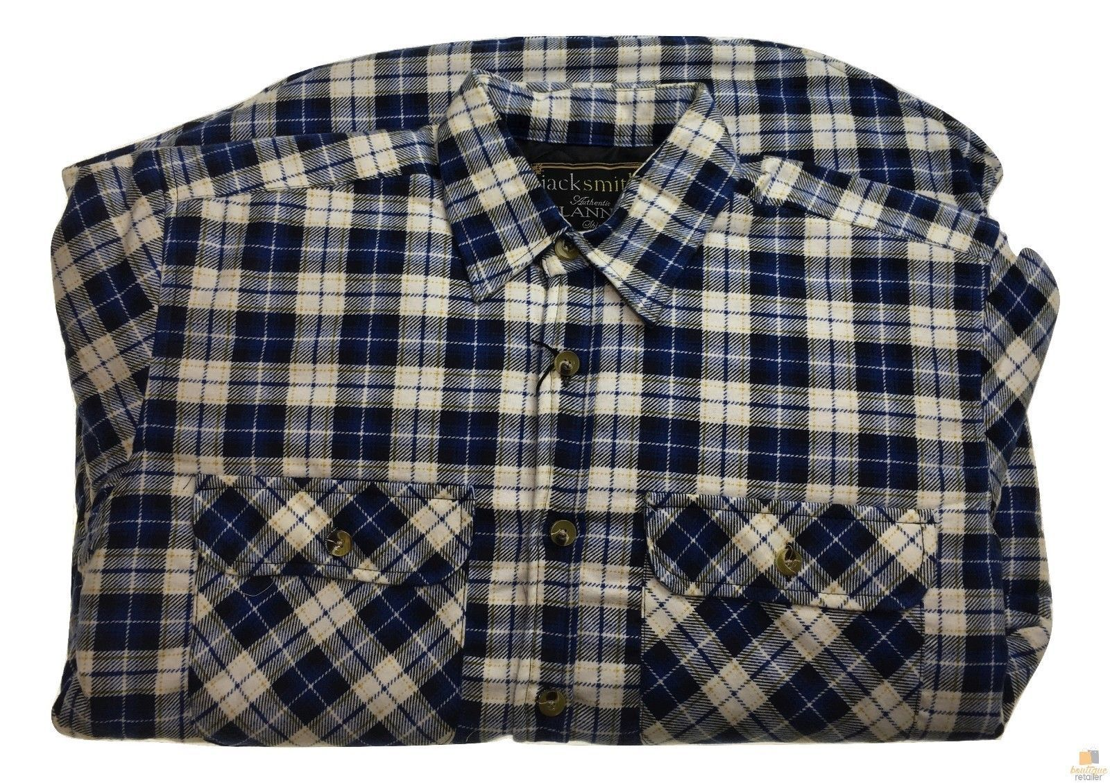 Men-039-s-QUILTED-FLANNELETTE-SHIRT-100-COTTON-Flannel-Jacket-Padded-Long-Sleeve thumbnail 66