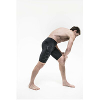 SRC Activate Men's Compression Shorts Bottoms - Black