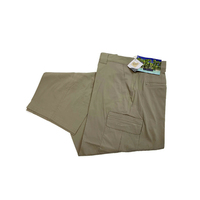 ExOfficio Men's Stretch Explorer Stretch Pants Trousers Hiking Trekking - Khaki