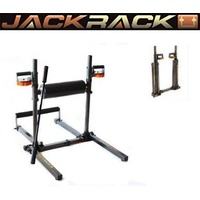 Jack Rack Pro Home Gym Heavy Duty Exercise Equipment Dip Station + more