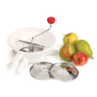 AVANTI Rotary Food Mill + 3 Discs Mouli Ricer Vegetable Food Chopper BPA FREE