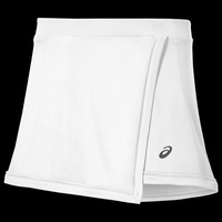 ASICS Club Styled Tennis Skort Skirt Gym Sports - White