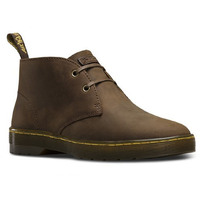Dr. Martens Cabrillo 2 Eye Shoes Lace Up Boots Leather Chukka - Gaucho
