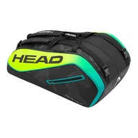 HEAD Extreme Monstercombi Tennis Bag Carry Sports Tour Team - Fits 12 Racquet
