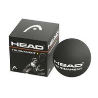HEAD Tournament Squash Ball Advanced Training Competition - 1 Ball