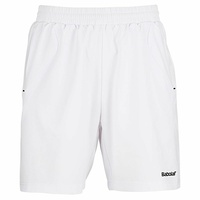 BABOLAT Men's Match Core Tennis Shorts - White