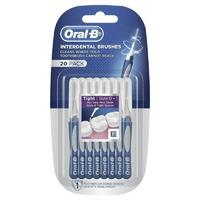 Oral-B Interdental Brushes 20pk