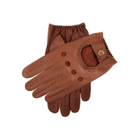 Dents Waverley Men's Leather Driving Gloves - English Tan