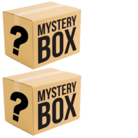 2 Boxes $50 & $100 RRP Mystery Box Set of Assorted Lucky Dip Random Products