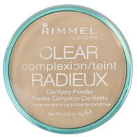 Rimmel London 16g Clear Complexion Clarifying Powder Transparent