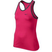 NIKE Girls Advantage Power Tennis Tank Top Singlet Sports Gym Kids Childrens