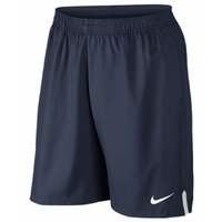 "NIKE Men's 9"" Tennis Shorts Gym Sports - Midnight Navy"