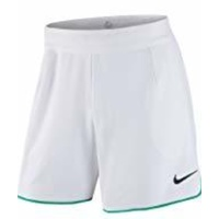 Nike Gladiator Men's Tennis Shorts - White