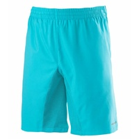 HEAD Men's Club Match Tennis Shorts Bermuda Sports Gym - Aqua Blue