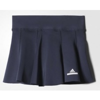 ADIDAS Stella McCartney Girls Skort Tennis Skirt Sports Childrens - Mid Grey