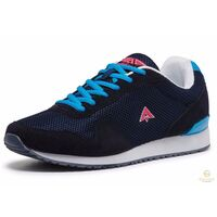 AEROSPORT Women's Retro Shoes Sports Runners Sneakers Gym Trainers Virtue