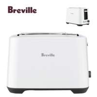 Breville Lift and Look Plus 2 Slice Toaster White