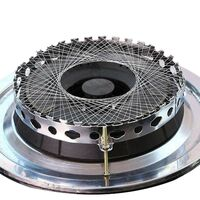 GAS SAVING NET Household Energy Conservation Burner Metal for Cooktop Windproof
