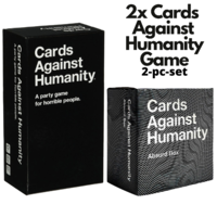 2x Cards Against Humanity Absurd Game & Australian Edition V2.0 Family Party