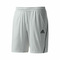 ADIDAS Men's Barricade Tennis Shorts Climacool - White