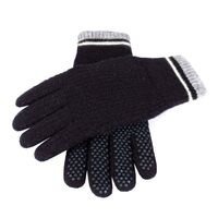 Dents Malmesbury Men's Gripper Palm Knitted Gloves Winter Warm 5-4567 New