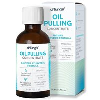 Dr. Tung's, Oil Pulling Concentrate Ancient Ayurvedic Formula 1.7 fl oz (50 ml)