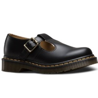 Dr. Martens Ladies Polley Mary Jane Genuine Leather Originals 14852001 New