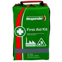 140 PCS Emergency First Aid Kit Responder Medical Travel Set Family Safety AU