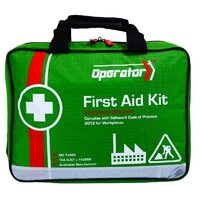 153 PCS Emergency First Aid Kit Operator Medical Travel Set Workplace Safety AU