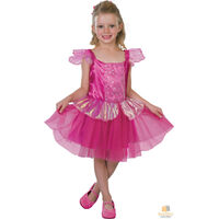Girls Ballerina Princess Child Costume  Kids Dress Tutu Ballet Dance Halloween