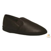 GROSBY STERLING Indoor Slippers Comfort Moccasins Loafers Night Slip On Shoes