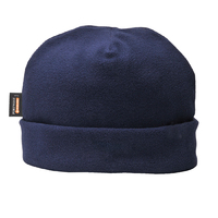 PORTWEST INSULATEX FLEECE THERMAL INSULATED BEANIE HAT - NAVY