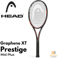 HEAD Graphene XT Prestige MP Midplus Tennis Racquet Racket Strung 230416 New