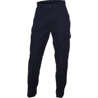 HUSKI Cargo Work Pants Rugged Trousers Cotton Rich Workwear Tradie Pockets 5064