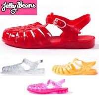 JELLY BEANS Sandals Original Authentic Summer Ladies Womens Girls Flats Thongs