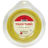 KIRSCHBAUM Touch Turbo 110m Tennis Racquet String Reel 1.25mm MADE IN GERMANY
