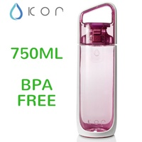 KOR Delta 750ml Water Bottle BPA Free Hydration Container