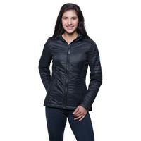 KUHL Women's Firefly Hoody Jacket Puffer Insulated Hooded Warm Winter