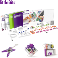littleBits Education Code Kit Little Bits Student Programming Set