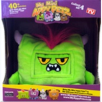 MY MINI APPY PETZ Monster Plush Toy Connects To Your Smartphone MMAP_M