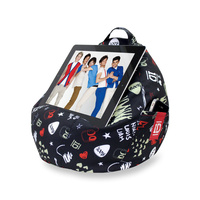 ONE DIRECTION iCrib Life Tablet Holder Bean Bag Pillow Authentic Genuine GIFT