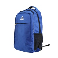 PEAK Sport Backpack Bag Sports Gym Hiking Travel - Blue/White